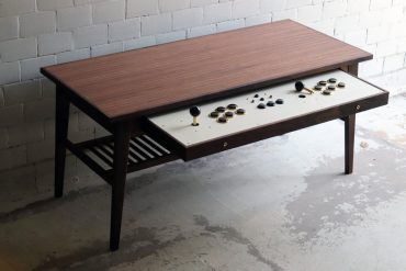Arcade Coffee Table