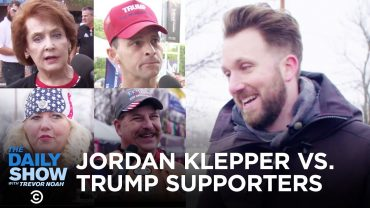 Jordan Klepper vs Trump Supporters