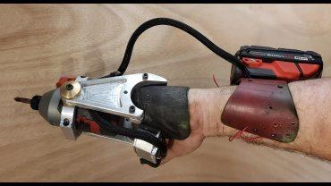 akkuschrauber prothese