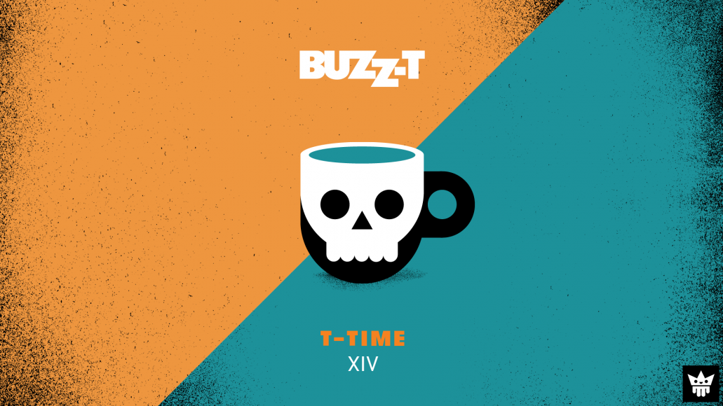 Buzz-T T-Time 14 Mixtape