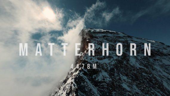 Ellis van Jason Drohne Matterhorn