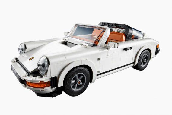 Lego Porsche Targa