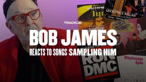 bob james about sampling