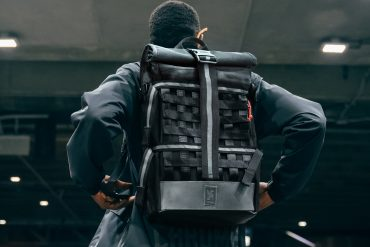 chrome barrage cargo night rucksack