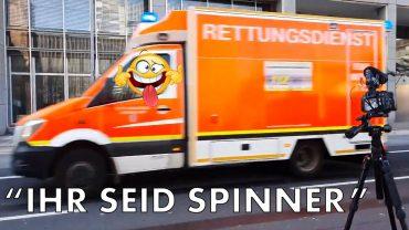 Ihr seid Spinner RTW