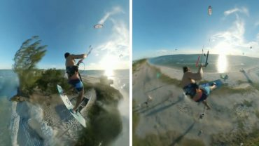 kitesurfer reno romeu