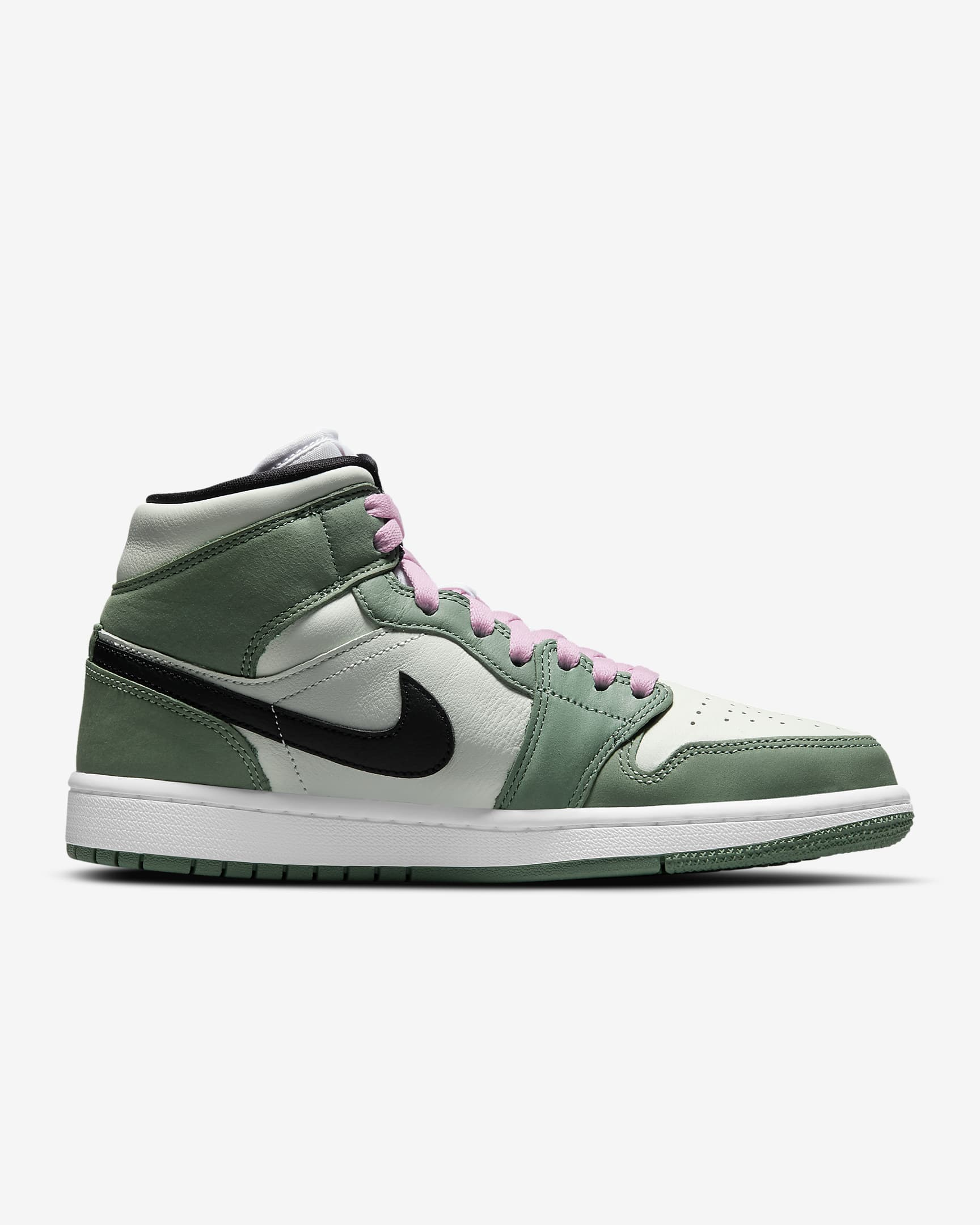 Air Jordan 1 Dutch Green Arctic Pinkv