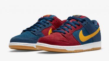 Nike SB Dunk Low Pro Barcelona