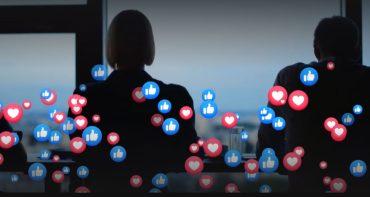 Propagandamaschine Social Media Stream